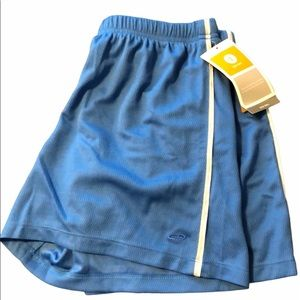 Blue Champion Duo Dry Sport Shorts Size Small NWT